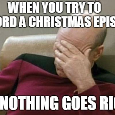 WRP #14: Weihnachtliches Scheitern