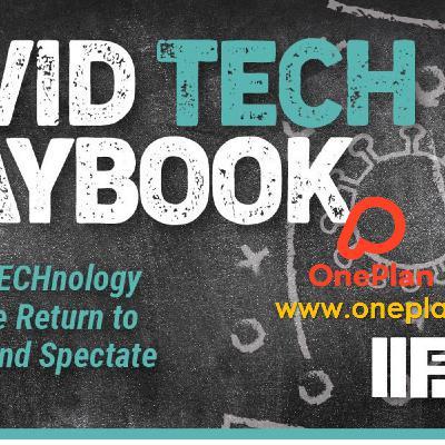 IIFX COVID Tech Playbook - Venue Twin by OnePlan