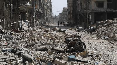 Germany Is Holding Syrian Officials Accountable For Alleged War Crimes