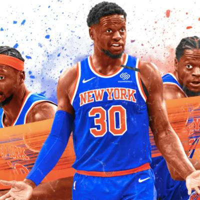 VICTORY MONDAY - KNICKS ARE THE 4 SEED