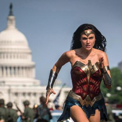 Episode 57: Wonder Woman 1984 to the Max: With Special Guest Eric Holzmann!