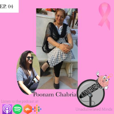Motivational Speaker Poonam Chhabria on thinking Big and Curing Breast Cancer