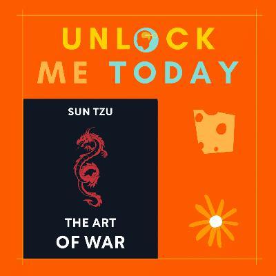 """📚- Unlocking """"The Art of War"""" book by """"Sun Tzu"""""""