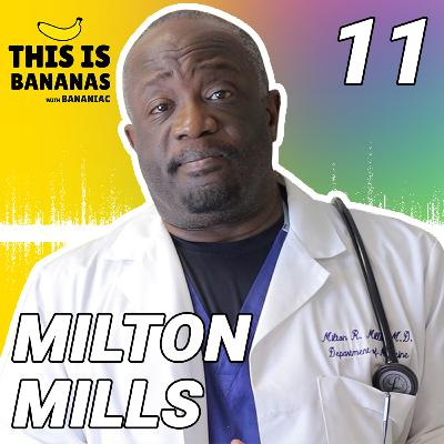 #11 The Truth on Carbs, Meat, Dairy, Omega-3, & Vitamin B12   Milton Mills, MD