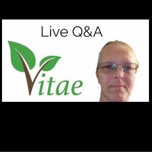 Vitae Live Q&A Imterview with Mike Weber