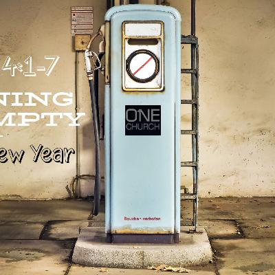 Running on Empty In the New Year