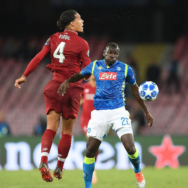 Analysing Anfield: Van Dijk v Koulibaly and why Newcastle visit could be right time to re-introduce Shaqiri