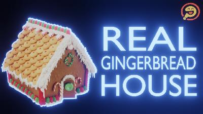 Episode 125: What if every house was a gingerbread house?