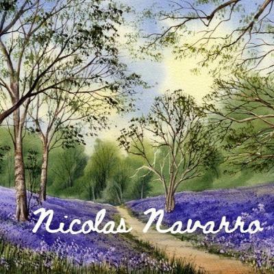 Canopy Sounds 86:  Nicolas Navarro
