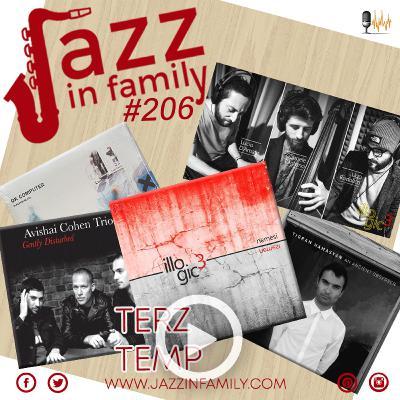 Nemesi, il nuovo disco dell'Illogic Trio #206