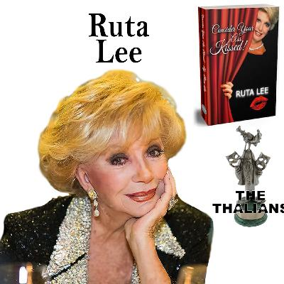 """Part 2 of Harvey Brownstone Interviews Actress and Author of """"Consider your Ass Kissed"""", the Fabulous Ruta Lee"""