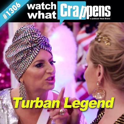 RHONY: Turban Legend
