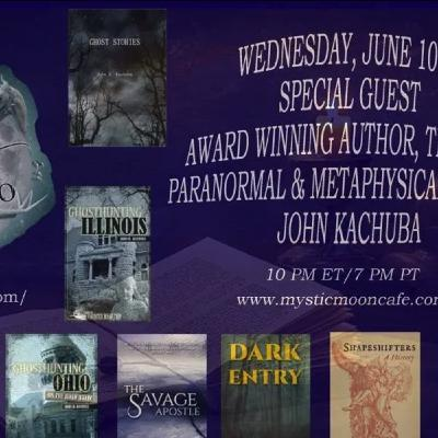 John Kachuba: Award-wining Author, Teacher & Lecturer