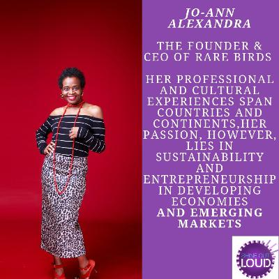 Taking the rare path to creating sustainable businesses with Jo-Ann Alexandra
