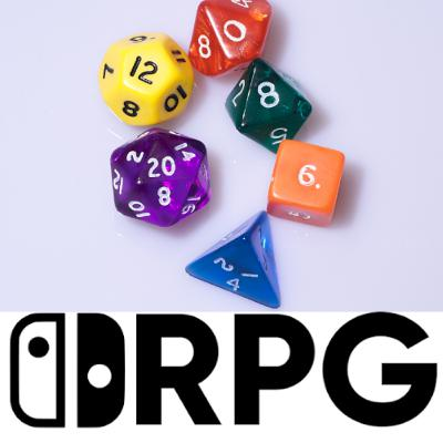 Episode 53 - Should RPGs rethink their design? | Switch RPG Podcast