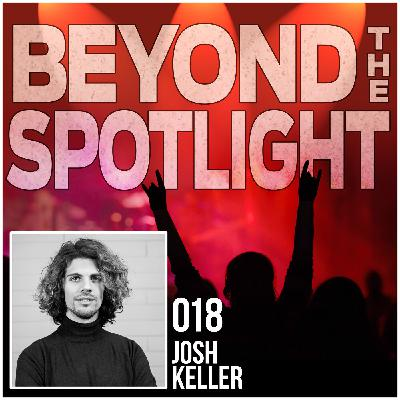 Ep. 018: Josh Keller - Music Director, Performer