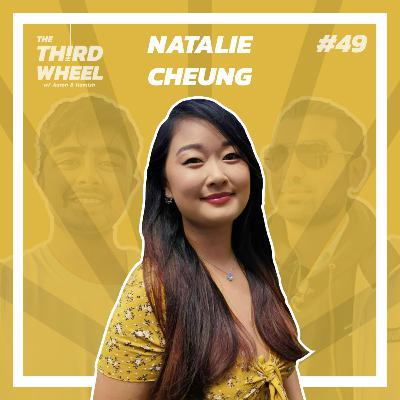 #49 ft. Natalie Chueng - Yellow Bee Pod, COVID-19 related Racism & Promoting Females in STEM