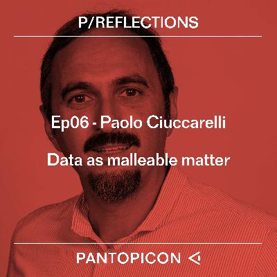 Paolo Ciuccarelli - Data as malleable matter