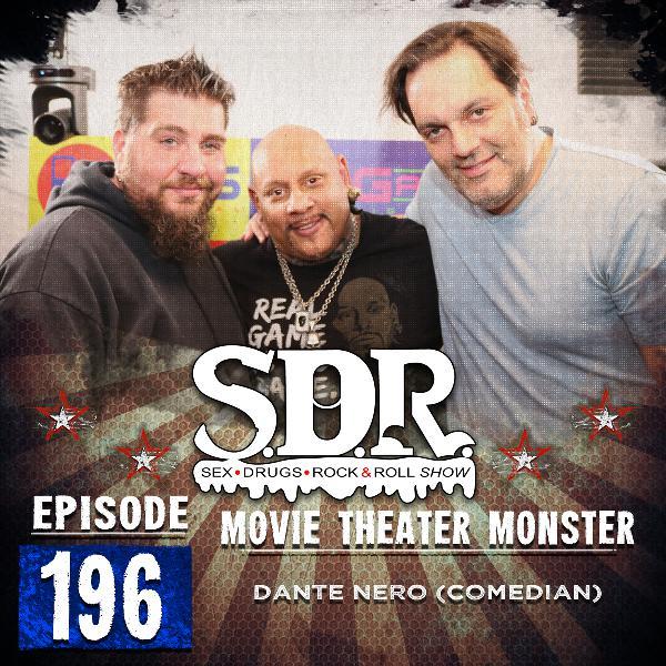 Dante Nero (Comedian) - Movie Theater Monster