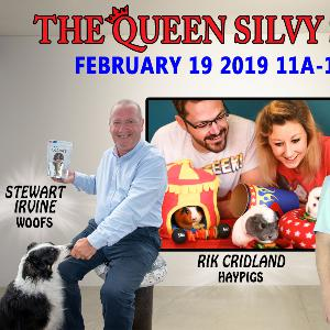 The Queen Silvy Show - February 19 2019