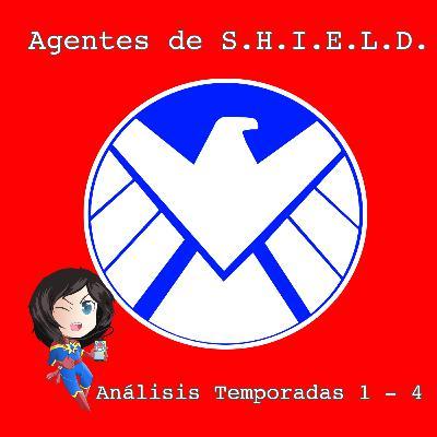 Agentes de S.H.I.E.L.D. - Presentación y análisis de las primeras 4 temporadas