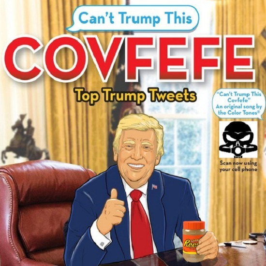 Comedy, Coffee and Covfefe