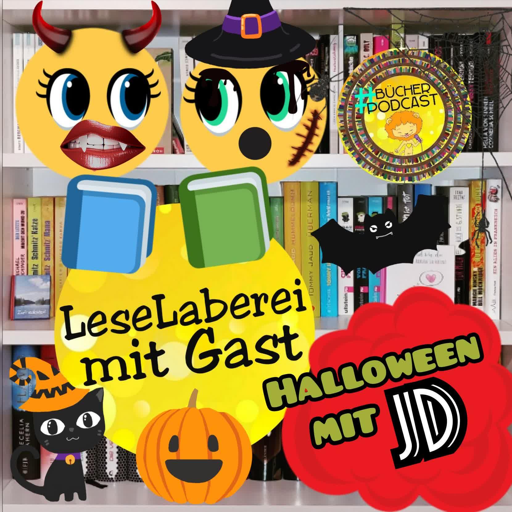 LeseLaberei mit JD: Halloween