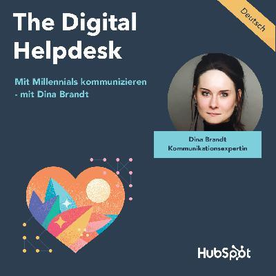 #032 Mit Millennials kommunizieren mit Dina Brandt