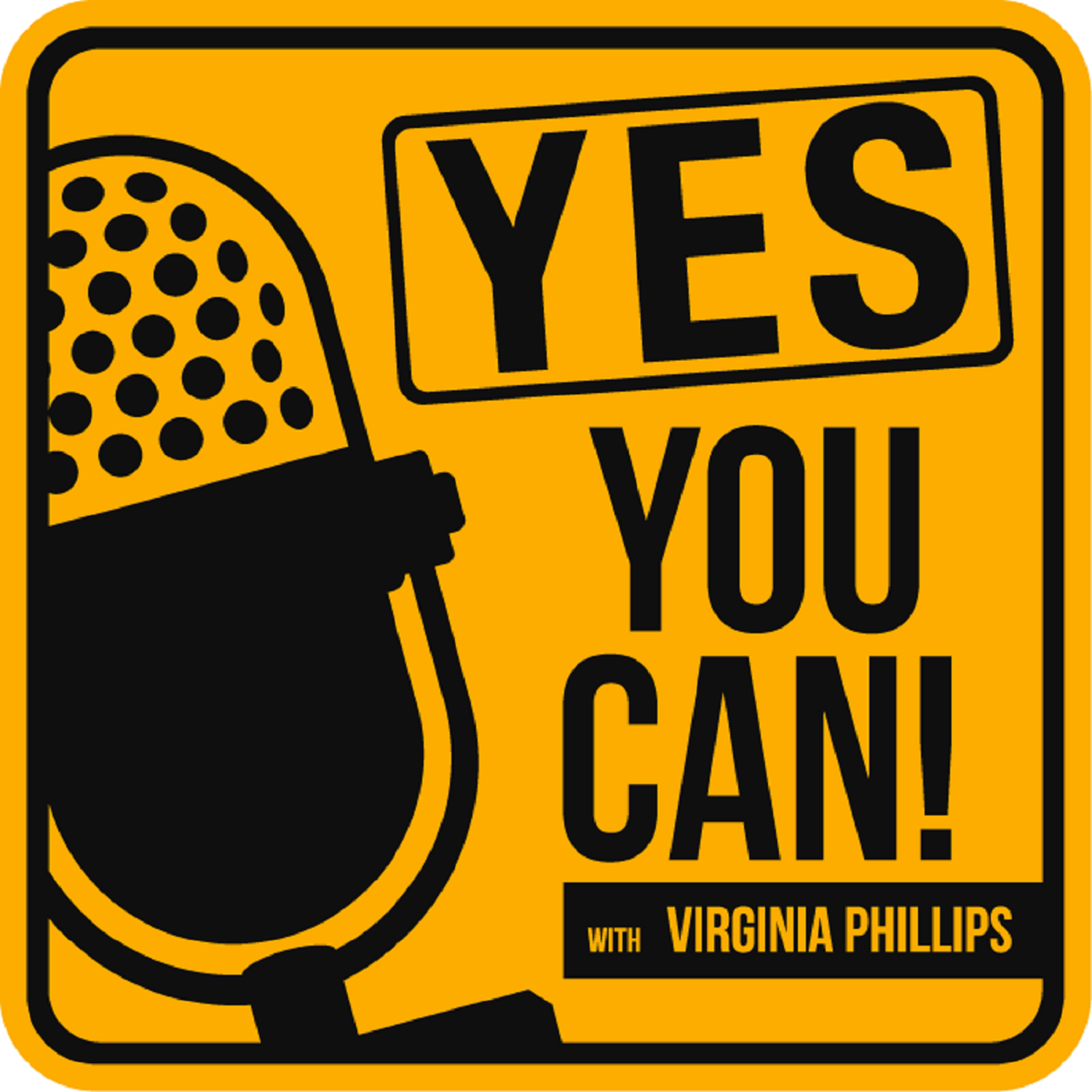 Yes, You Can! with Virginia Phillips
