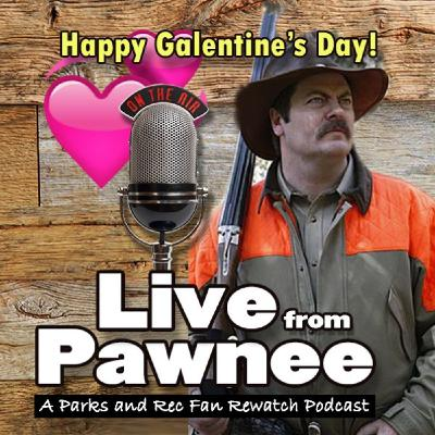 A Special Galentine's Day Message from Ron Swanson