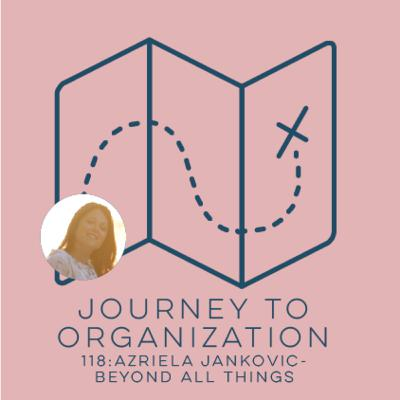 Azriela Jankovic - Beyond all things