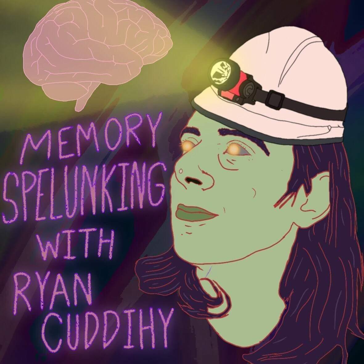 """David Letterman Eaten by Giraffe"" Memory Spelunking with Ryan Cuddihy"