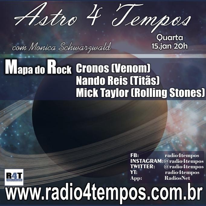 Rádio 4 Tempos - Astro 4 Tempos 28:Rádio 4 Tempos