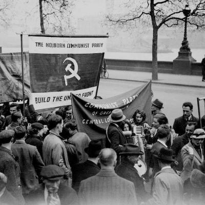 The early years of the Communist Party