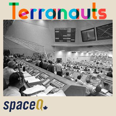 Two unlikely Terranauts