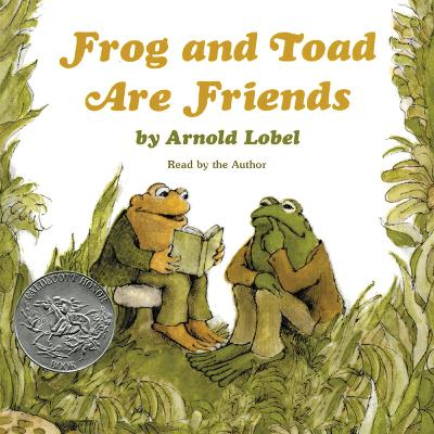 Frog & Toad - A Swim by Arnold Lobel