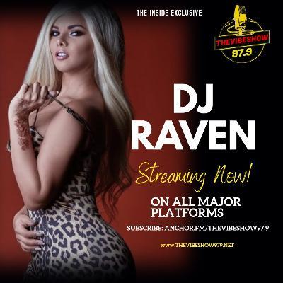 """DJ RAVEN"" international DJ, Actress, Model"