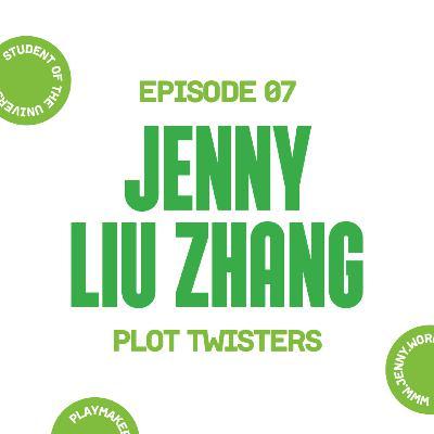 7. Jenny Liu Zhang
