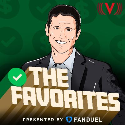 The Favorites - NFL Week 7 Best Bets | The Favorites Sports Betting Podcast
