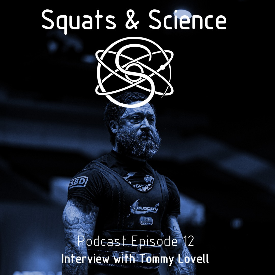 Episode 12 - Interview w/ Tommy Lovell