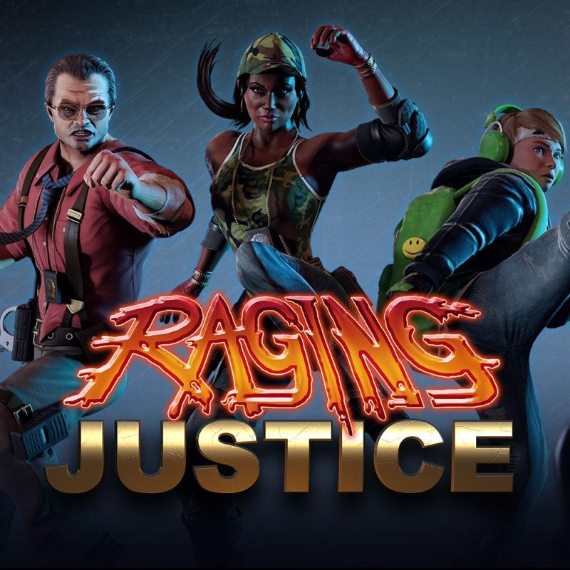 Raging Justice: un vero e proprio tuffo nel passato