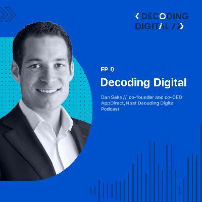 "Decoding ""Decoding Digital"": Dan Saks on Profiling Digital Heroes"