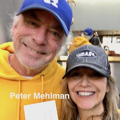 599 - Going to a Health Spa with Comedy Writer/Artist Peter Mehlman