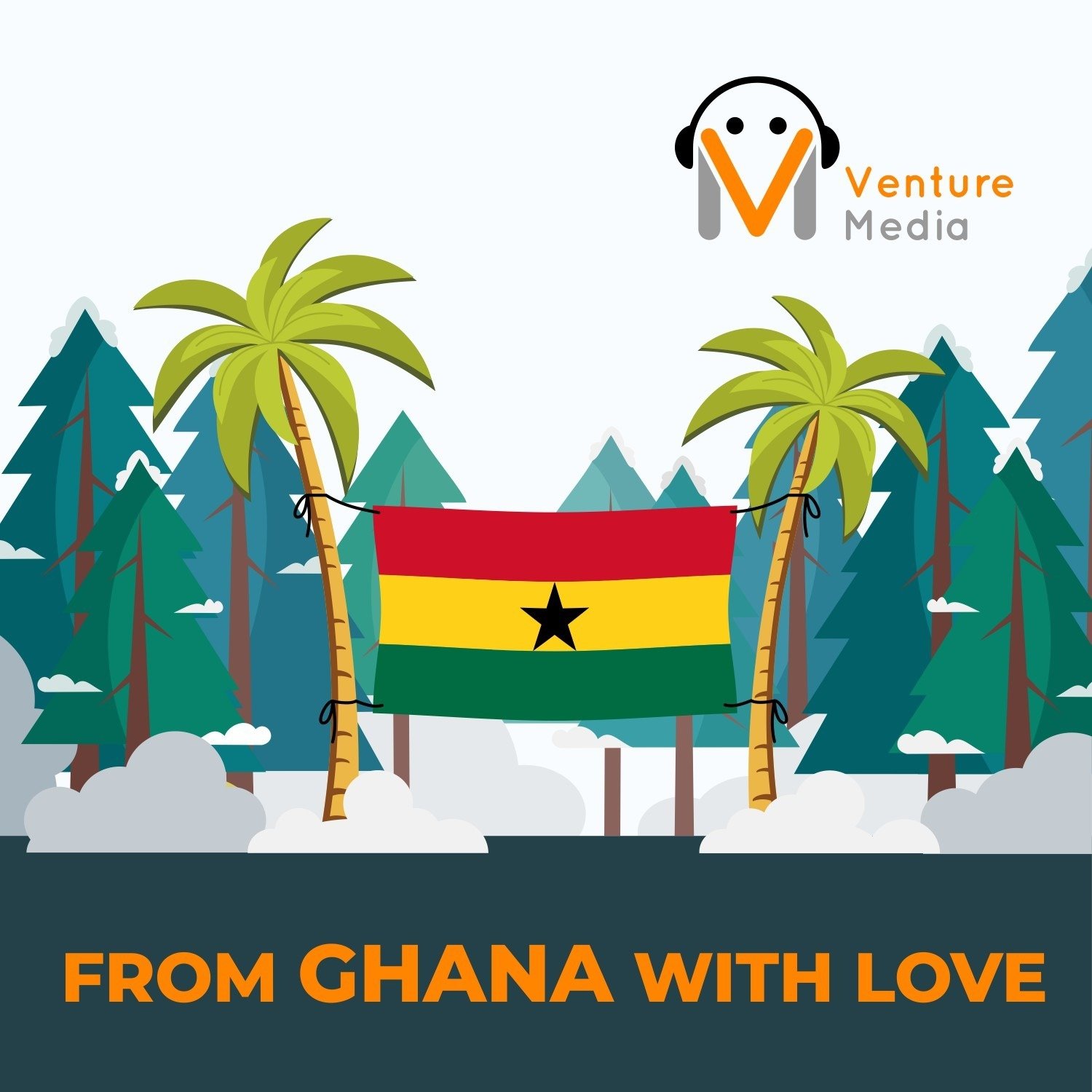 From Ghana with Love:Venture Media