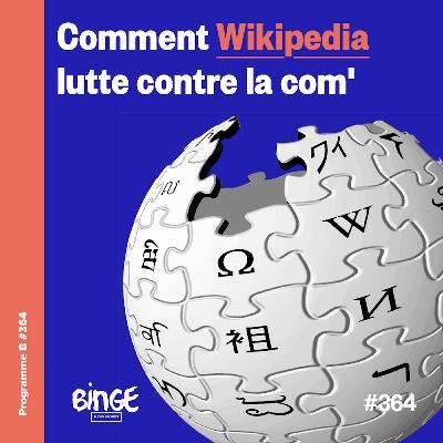 Comment Wikipedia lutte contre la com'
