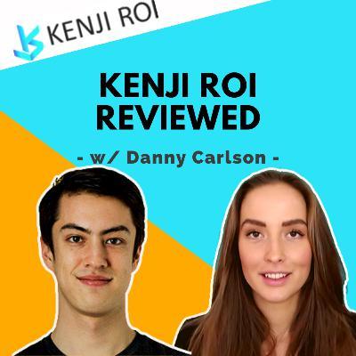 #28 - Kenji ROI Review w/ Danny Carlson   Amazon SEO Service & Listing Optimization Agency