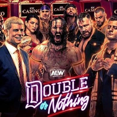Wrestling Geeks Alliance - AEW Double or Nothing