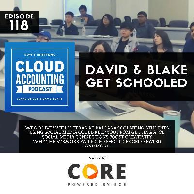 David & Blake get schooled!