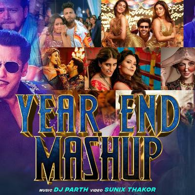 Year End Mashup 2019 - Dj Parth