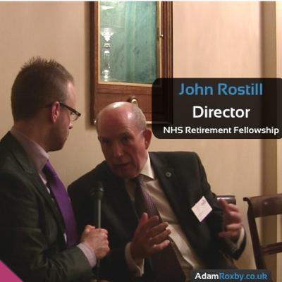John Rostill | Director, NHS Retirement Fellowship
